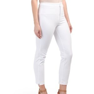 Sexy slimming white stretch jeans - XS